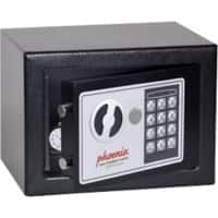 Phoenix Security Safe SS0721E Black 23 x 17 x 17 cm