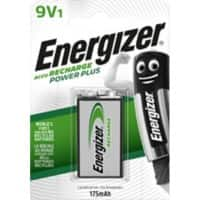 Energizer Battery Recharge Power Plus 9V