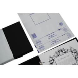 Post Safe Envelopes c4 300gsm White peel and seal 100 pieces