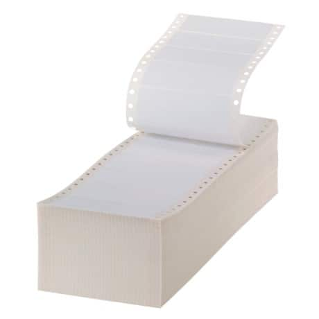 Niceday Computer Labels Dot Matrix White 36 x 88.9 mm 8000 labels per pack