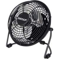 iGENIX Personal Fan Black