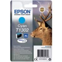 Epson T1302 Original Ink Cartridge C13T13024012 Cyan