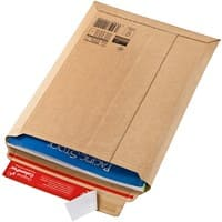 ColomPac Well Safe 4 Envelope Brown 26.5 x 35.5 cm