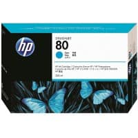 HP 80 Original Ink Cartridge C4846A Cyan