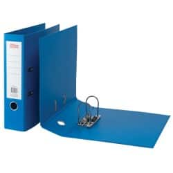 Office Depot Lever Arch File A4 2 ring 75 mm Blue