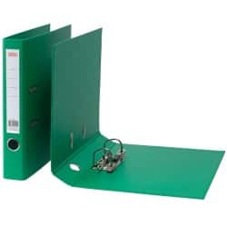 Office Depot Lever Arch File A4 2 ring 50 mm Green