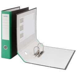 Niceday economy Lever Arch File Foolscap Green
