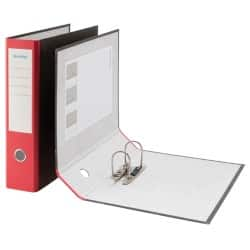 Niceday economy Lever Arch File Foolscap 2 ring 75 mm Red