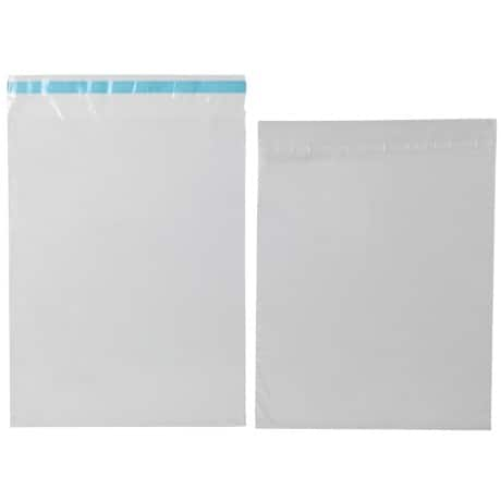 PostSafe Envelope c4 Clear plain peel and seal 100 pieces