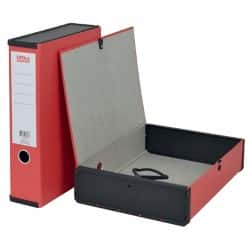 Office Depot Box file A4 75 mm Red