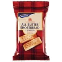 McVitie's All Butter Shortbread Biscuits 40g Pack of 48