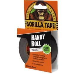 Gorilla Duct Tape 24 mm x 9 m Black 9 m