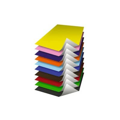Bright Ideas Art Craft Paper Assorted 80gsm 10 000 Mm X 10 M 10