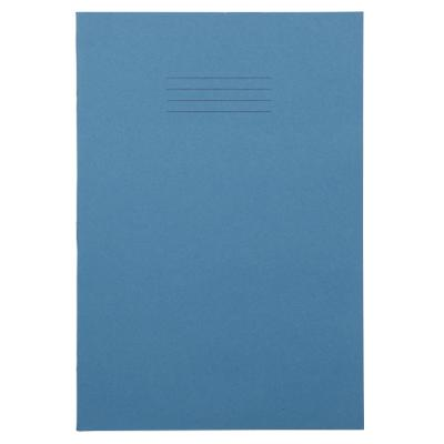 Exercise Books Light Blue Squared A4 21 x 29.7 cm 50 Pieces of 40 Sheets