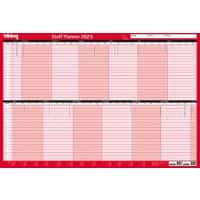 Office Depot Planner 2020 Red