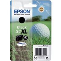 Epson 34XL Original Ink Cartridge C13T34714010 Black
