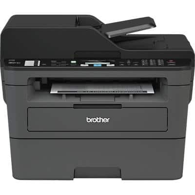 Brother MFCL2710DW Mono Laser Multifunction Printer A4