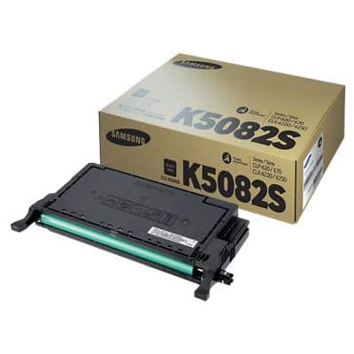 Samsung CLT-K5082S Original Toner Cartridge Black Black