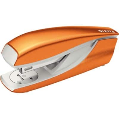 Leitz Stapler 5502 30 Sheets Orange