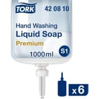 Tork Liquid Hand Soap Refill 1L 6 Pieces