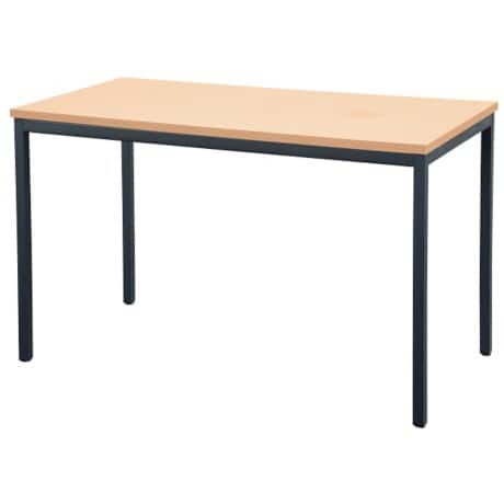Niceday Rectangular Meeting Room Table 1200 mm Beech