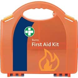 First Aid Kit Burns