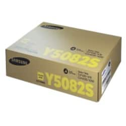 Samsung CLT-Y5082S Original Toner Cartridge Yellow