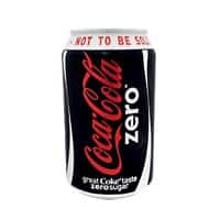 Coca-Cola Zero Soft Drink Can 330ml 24 Pieces