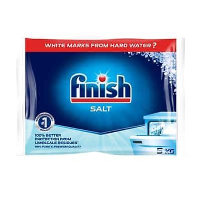 Finish Dishwasher Salt Pure 5 kg   Viking Direct IE