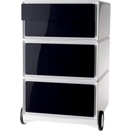 Paperflow Pedestal Easybox Black 642 x 390 x 436 mm