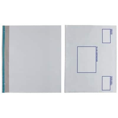 PostSafe Envelopes C3 White Plain Peel and Seal 20 Pieces