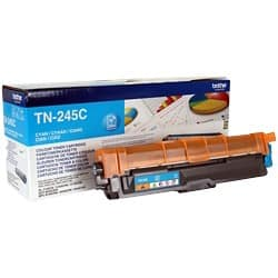 Brother TN-245C Original Toner Cartridge Cyan