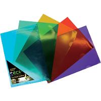 Seco Cut Flush Folders A4 Polypropylene Perforated 120 Microns Assorted