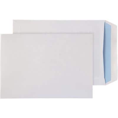 Viking C5 Envelopes 162 x 229mm Self Seal Plain 90gsm White 50 Pieces