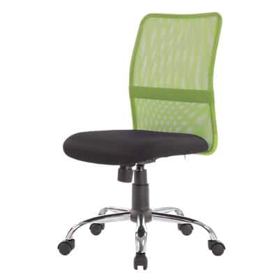 Niceday Office Chair Ness Basic Tilt Green, Black