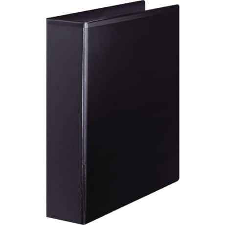 Office Depot Presentation Binder A4 4 ring 90 mm Black