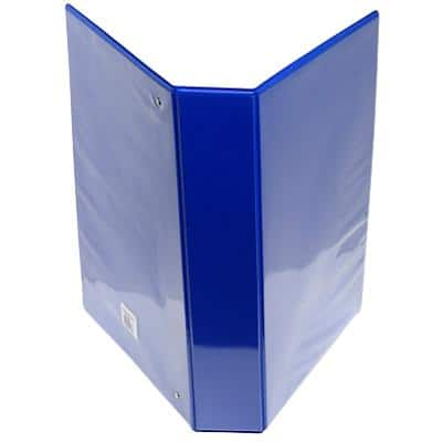 Presentation Ring Binder Polypropylene A4 4 ring 40 mm Blue