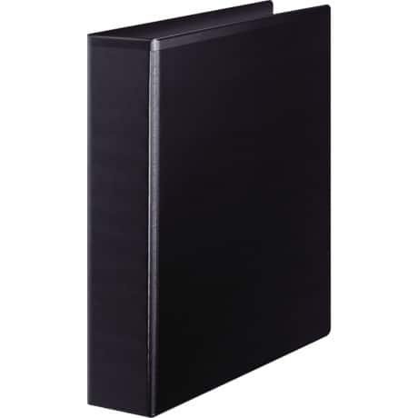 Office Depot Presentation Binder A4 4 ring 44 mm Black