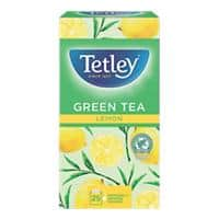 Tetley Lemon Tea Bags 712g 25 Pieces