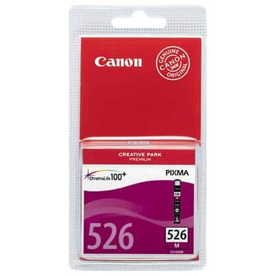 Canon CLI-526M Original Ink Cartridge Magenta