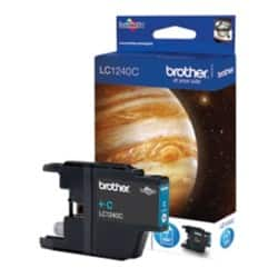 Brother LC1240C Original Ink Cartridge Cyan