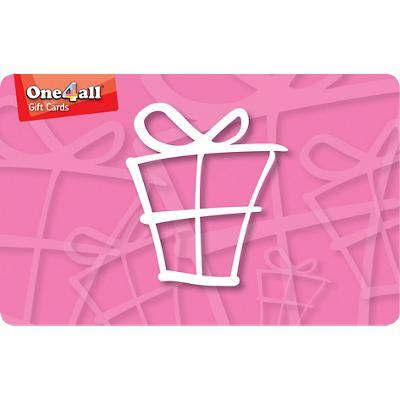 ONE4ALL Gift Card Pink €25