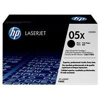 HP 05X Original Toner Cartridge CE505XD Black 2 Pieces