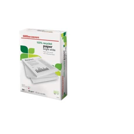 Office Depot Printer Paper A3 80gsm White 150 cie 500 sheets
