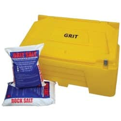 400 L Bin with 20 bags of 25 kg Rock Salt