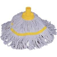 Robert Scott Socket Mop Head Hygiemix Yellow
