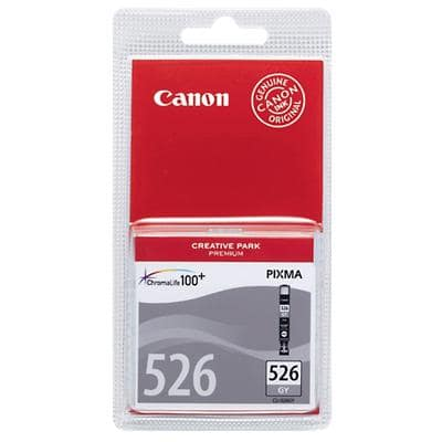 Canon CLI-526GY Original Ink Cartridge Grey