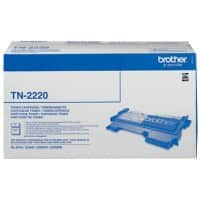 Brother TN-2220 Original Toner Cartridge Black Black