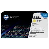 HP 648A Original Toner Cartridge CE262A Yellow