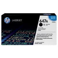 HP 647A Original Toner Cartridge CE260A Black